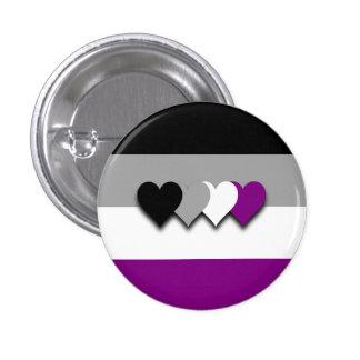 Bouton de drapeau d Asexuality
