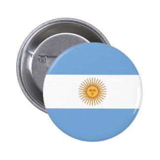 Bouton de drapeau de l'Argentine Pin's