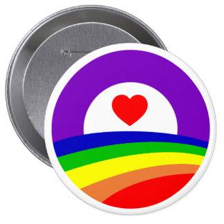 Bouton de fierté d Obama Badges