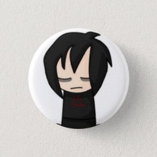 Bouton de garçon d'Emo Badge