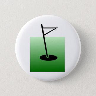 Bouton de golf badges