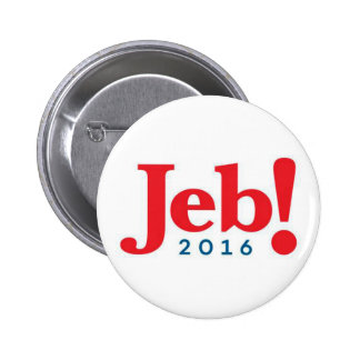 Bouton de Jeb Bush 2016 Badge