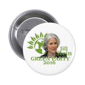 Bouton de Jill STEIN 2016 Badge