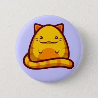 Bouton de Kitty de chabots Pin's