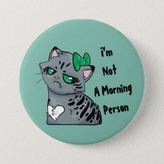 Bouton de Kitty Makenzee de matin Pin's