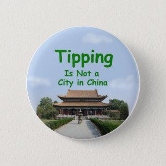 Bouton de la Chine Badge