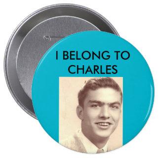 Bouton de la Réunion de famille de Charles Badges