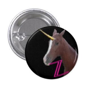 bouton de licorne pin's