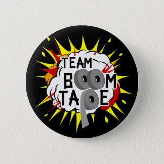 Bouton de logo de TBT (noir) Badges