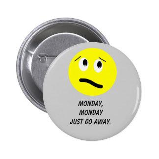 Bouton de lundi pin's
