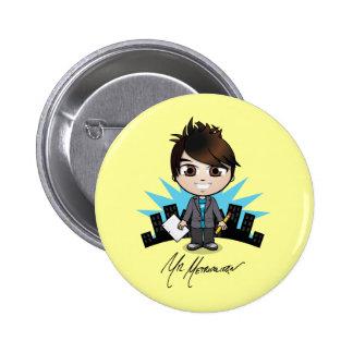 """Bouton de """"M. Metropolitan"""" Badges"""