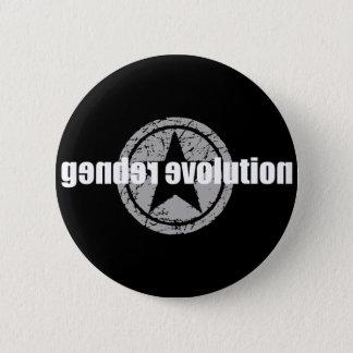 Bouton de noir d'évolution de genre pin's