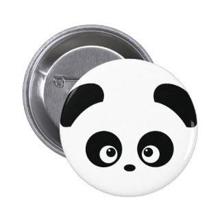 Bouton de Panda® d amour Badge
