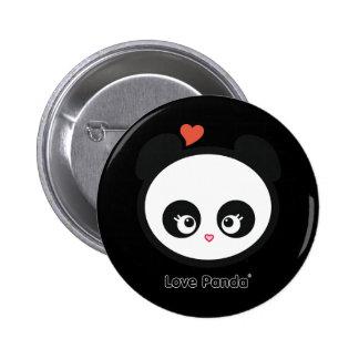 Bouton de Panda® d'amour Pin's