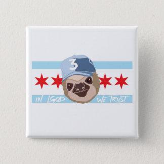 Bouton de paresse de LGOD Chicago Badges