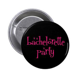 Bouton de partie de Bachelorette Badge Rond 5 Cm