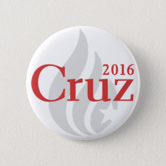 Bouton de président de Ted Cruz Badges