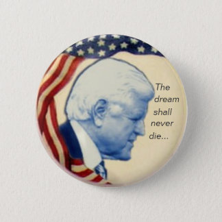 Bouton de profil de Ted Kennedy Badges