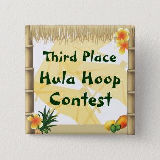 Bouton de récompense de cercle de danse pin's