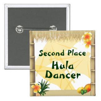 Bouton de récompense de danseur de danse badge