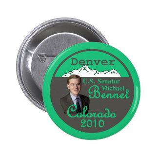 Bouton de sénat de BENNET Badges