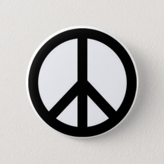 Bouton de signe de paix pin's