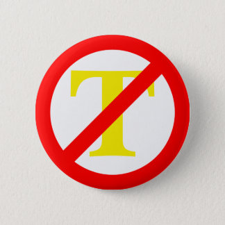 Bouton de symbole d'Anti-Atout Badges