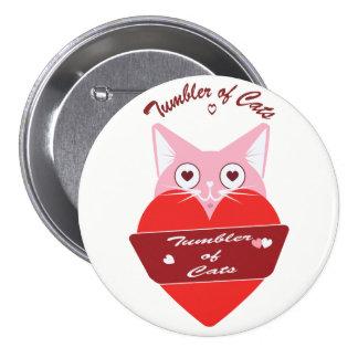 Bouton de TumblerofCats - Edition spéciale de Badge