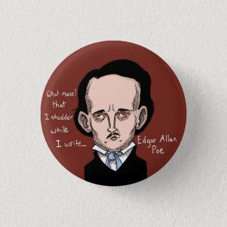Bouton d'Edgar Allan Poe Badge