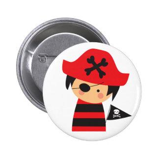 Bouton d'enfant de pirate pin's
