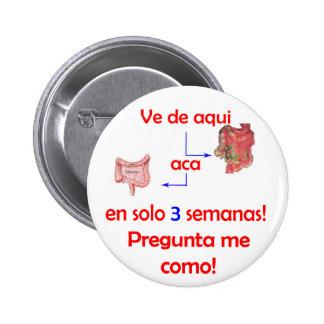 Bouton d'Estomago Badges
