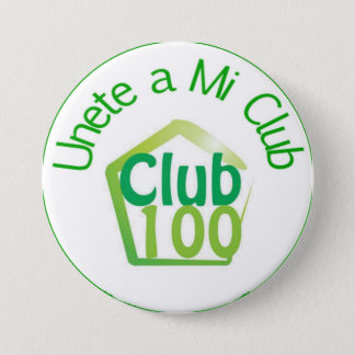 Bouton du club 100 badge