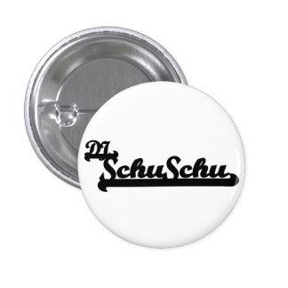 Bouton du DJ Schu Schu Pin's