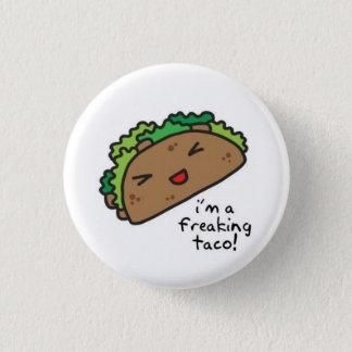 Bouton Freaking de taco Badges