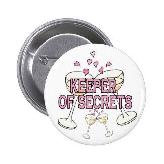 Bouton : Gardien des secrets Badges