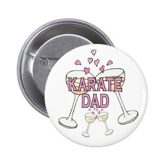 Bouton : KarateDad Pin's Avec Agrafe