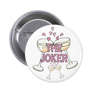 Bouton : Le joker Badges