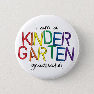 Bouton licencié de jardin d'enfants badge
