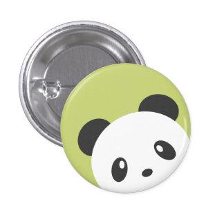 Bouton mignon de panda badge