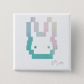 Bouton officiel de logo de BelleBunny Badge
