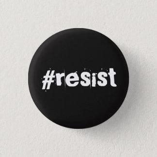 Bouton officiel de #RESIST Badge