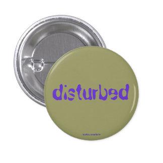 bouton - perturbé badge rond 2,50 cm