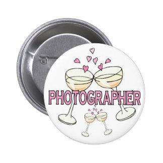 Bouton : Photographe Badge Rond 5 Cm