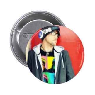 bouton principal du DJ Justin Badge