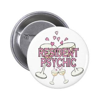 Bouton : Résident psychique Badges