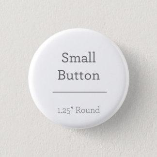 Bouton rond fait sur commande badge