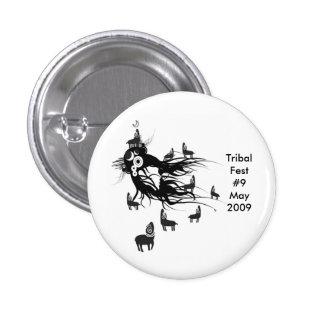 Bouton tribal de Fest Badge