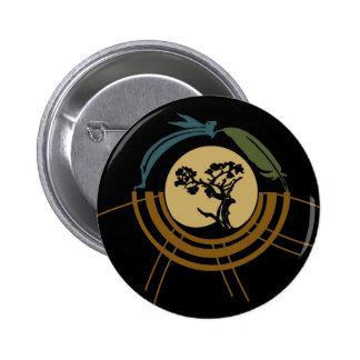 Bouton tribal de Mtg Badge Avec Épingle