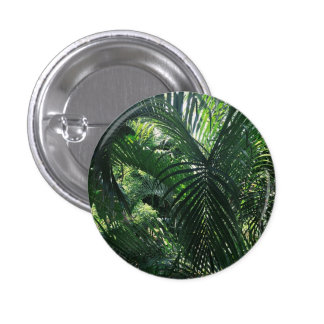 Bouton vert de palmier badge