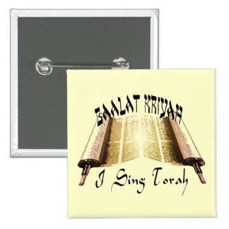 Boutons de Baalat Kriyah Badge Avec Épingle